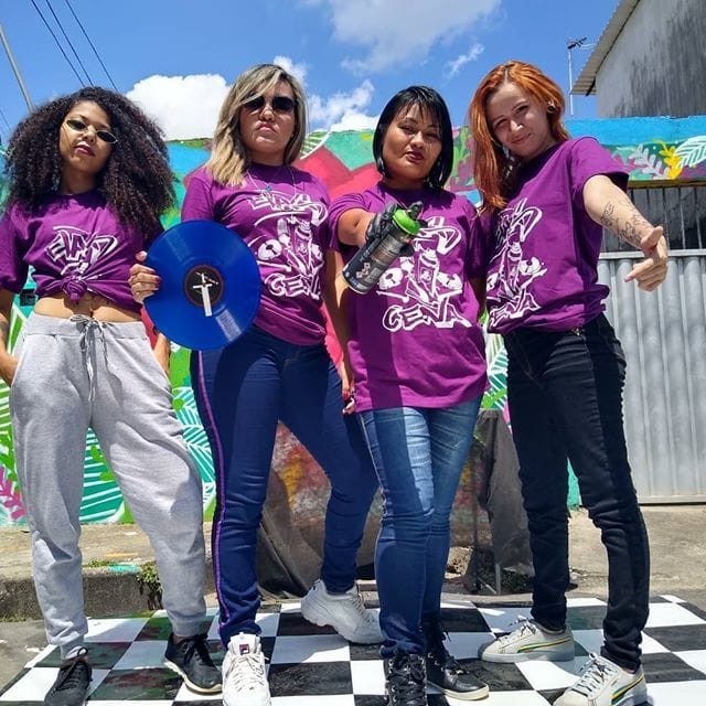Projeto 'Elas na Cena' promove workshop e shows de hip-hop nesta sexta-feira (23), em Manaus - Notícias - Plantão Diário