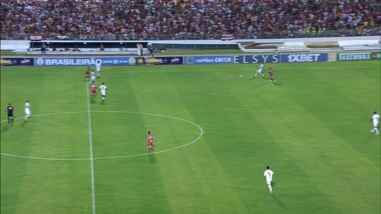 CRB x Juventude - Campeonato Brasileiro Série B 2018 - globoesporte.com