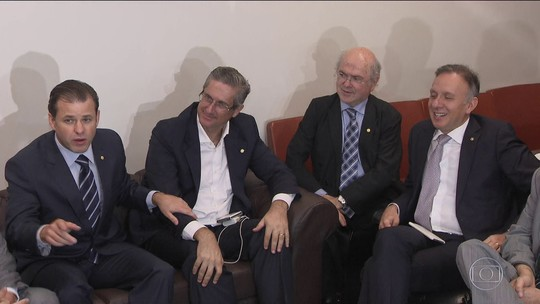 Partidos indicam líder do PSC para Presidência da Câmara
