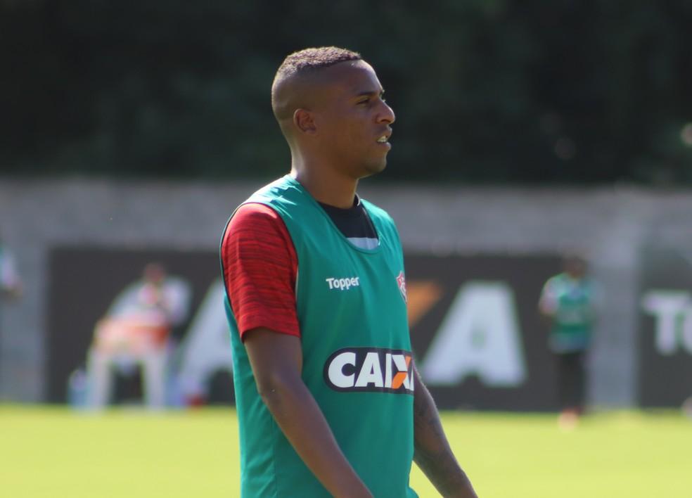 ... Jeferson vai cumprir suspensão diante do Cruzeiro — Foto  Maurícia da  Matta   EC Vitória 86c8a27438e3c