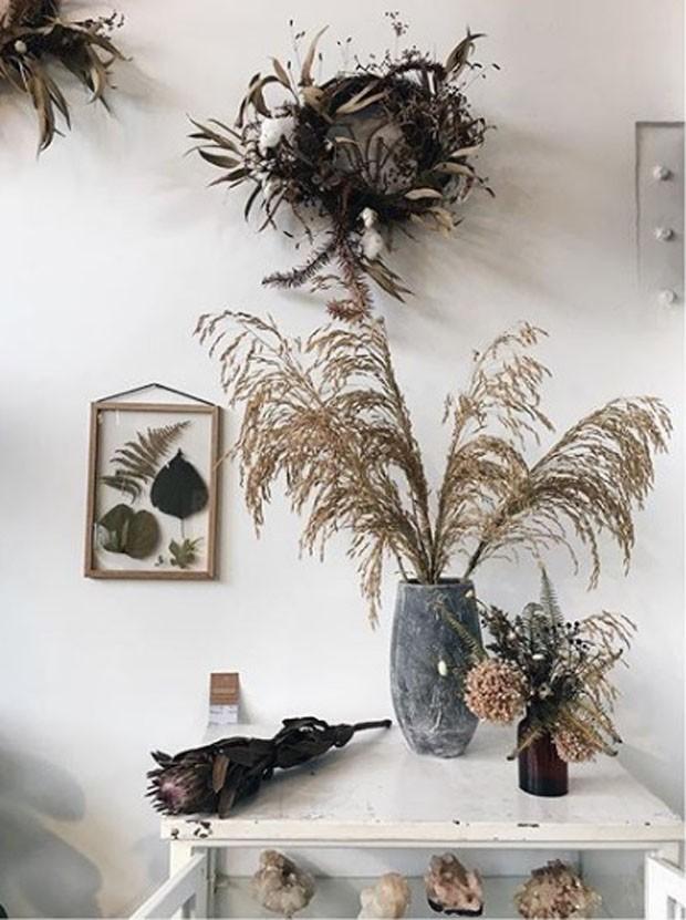 Flores secas na decoração: veja jeitos diferentes de usar (Foto: Divulgação)