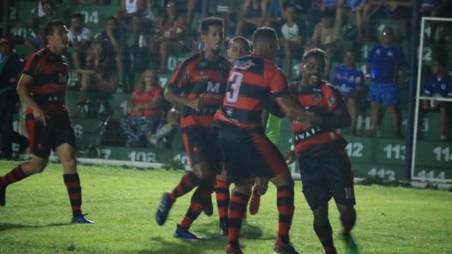 Parnahyba x Flamengo-PI