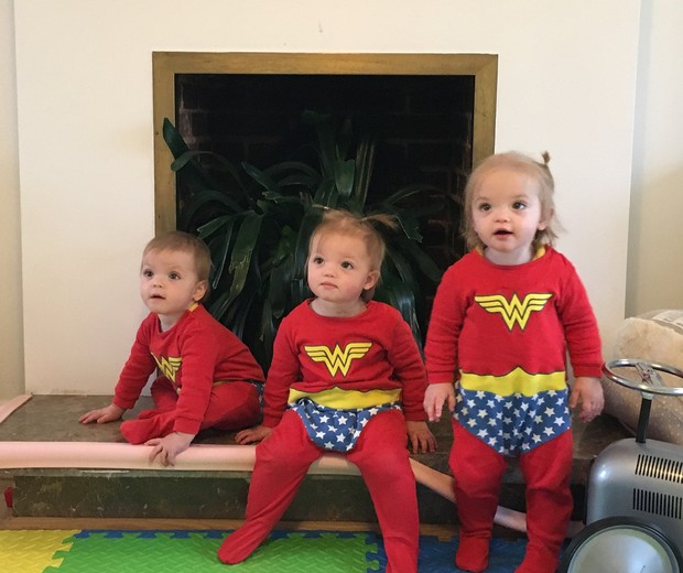 São ou não são meninas-maravilha? (Foto: Reprodução/ Instagram)