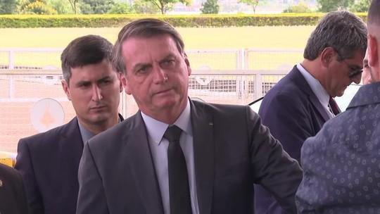 Bolsonaro diz que desmatamento é 'cultural'
