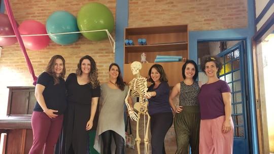 'Agora sou Mãe' leva Roberta Campos para uma aula de dança
