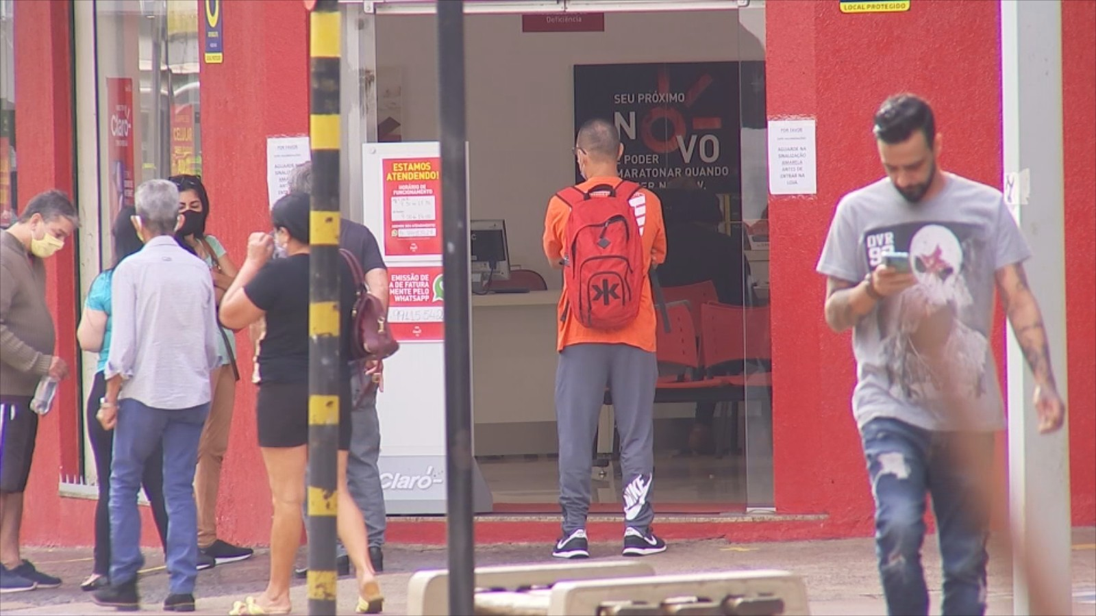Lojas começam a funcionar em horário especial a partir deste sábado em Rio Preto