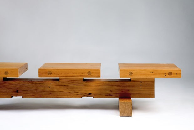 Banco Tablete, design Zanini de Zanine