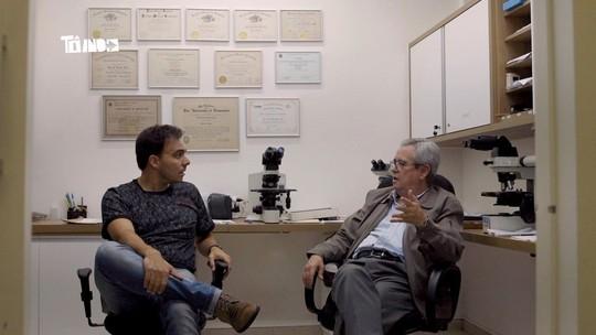 Tô Indo 08/09: em Juiz de Fora, Mário entrevista legista que fez autopsia de Elvis Presley