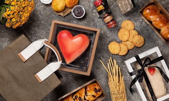 A cesta de Dia das Mães do chef Frédéric De Maeyer