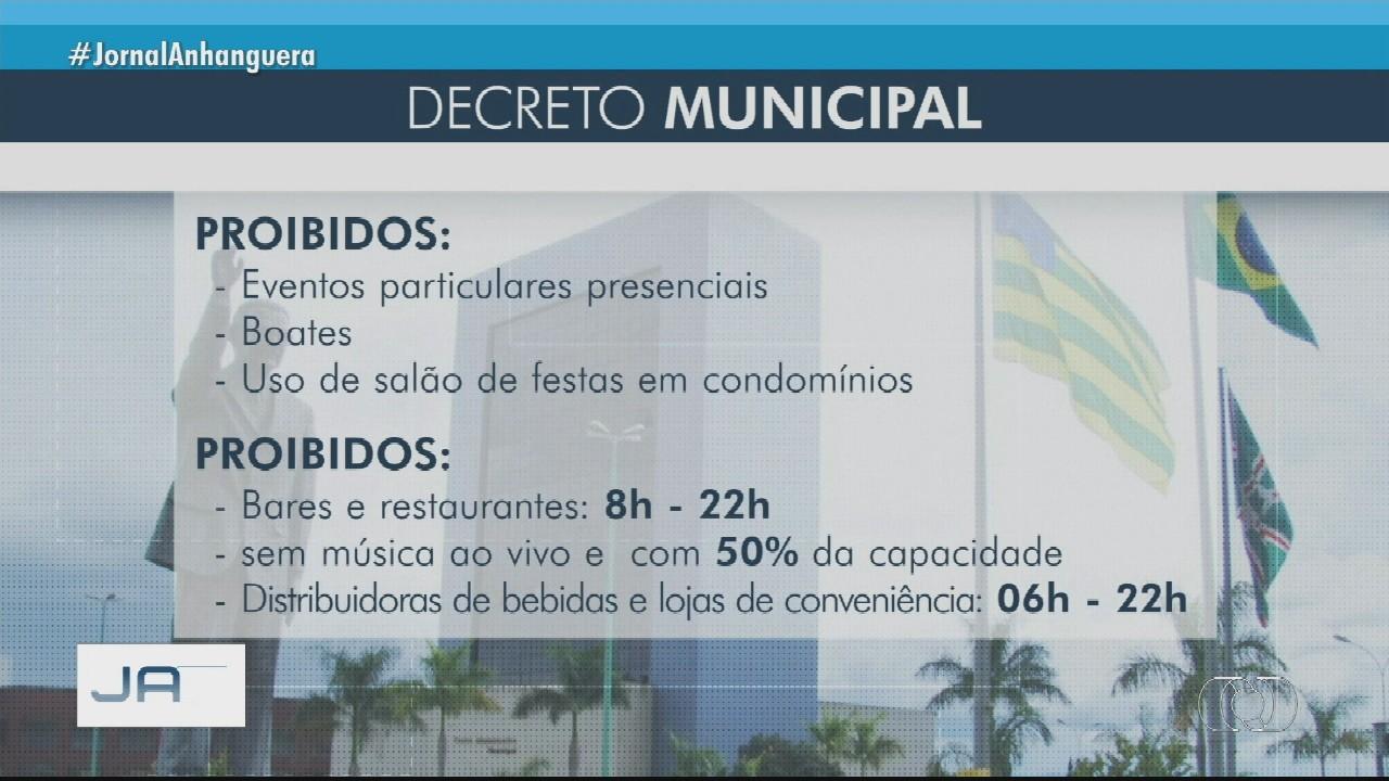 Veja o que muda com o novo decreto da Prefeitura de Goiânia