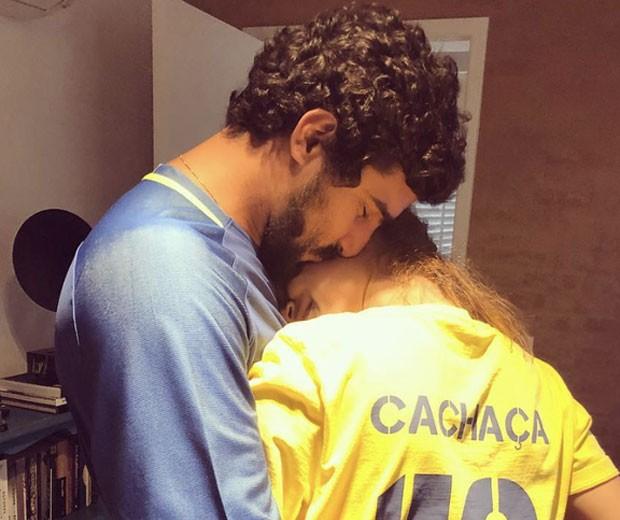 Ta\yla e Renato Góes  (Foto: Reprodução/Instagram)