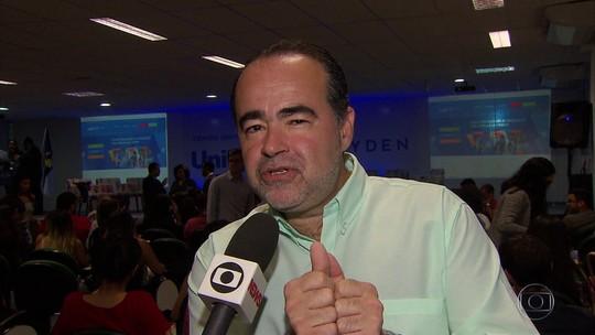 Julio Lossio promete criar incentivos em PE para manter estudantes no ensino médio