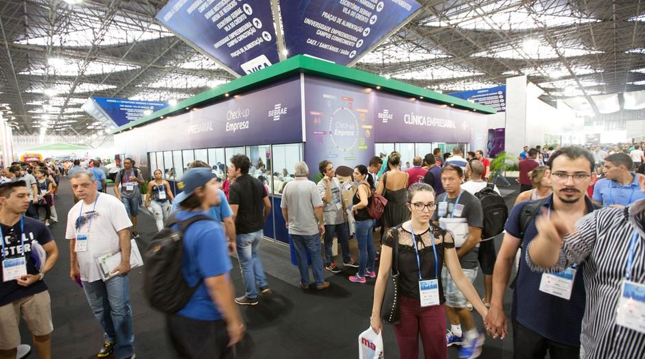 A Feira do Empreendedor é o maior evento de empreendedorismo do Brasil; evento acontece em abril este ano (Foto: Reprodução/Flickr)