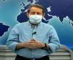 R.R. Soares apresenta o seu programa de máscara | Reprodução