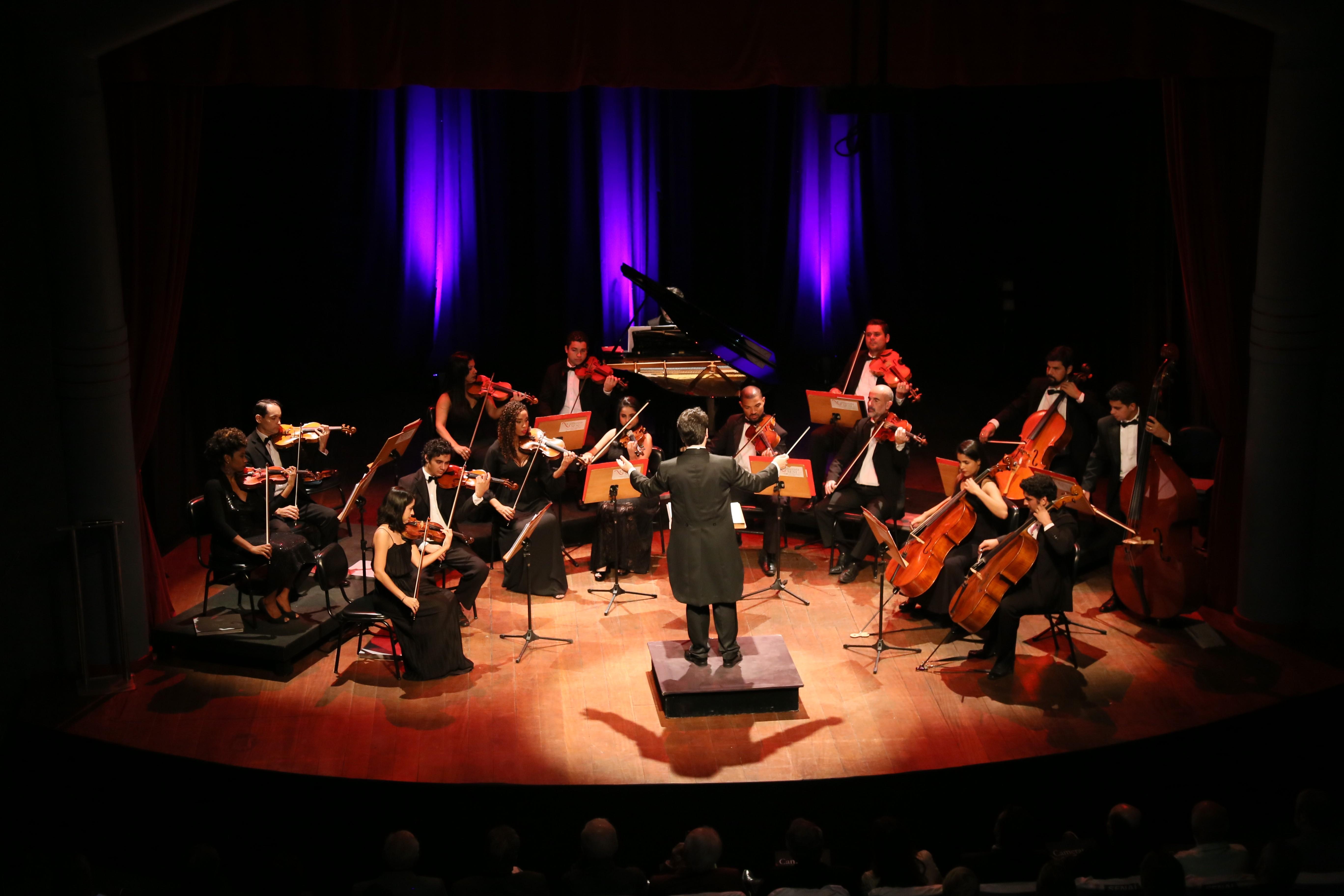 Orquestra Camerata Sesi traz 5 concertos especiais no I Festival de Música Clássica