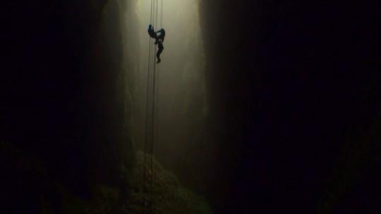 Caverna esconde surpresas e proporciona experiência inesquecível
