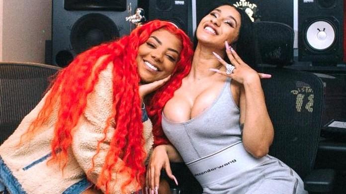 Ludmilla grava com Cardi B em Nova York: 'Madrugada mais feliz da minha vida' | Rock in Rio 2019 | G1