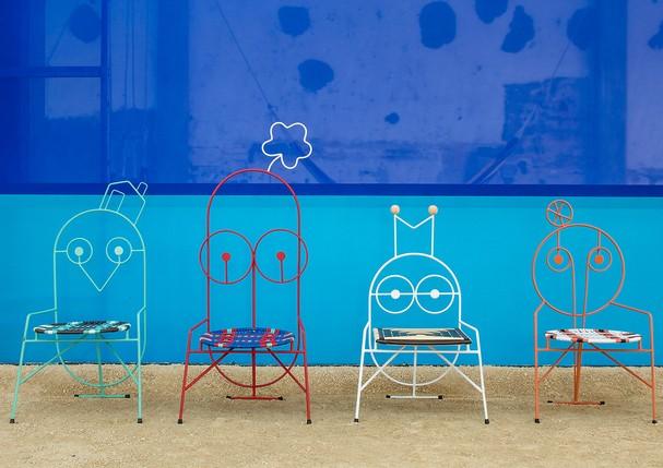 Cadeiras (Foto: Reprodução )
