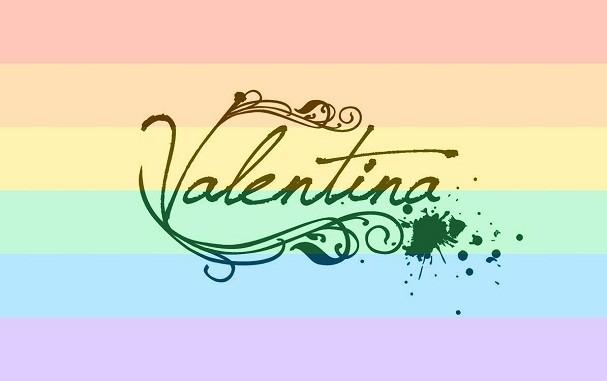 Valentina (Foto: Facebook/Reprodução)