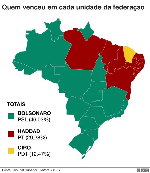 Gráfico 2 (Foto: BBC News Brasil)