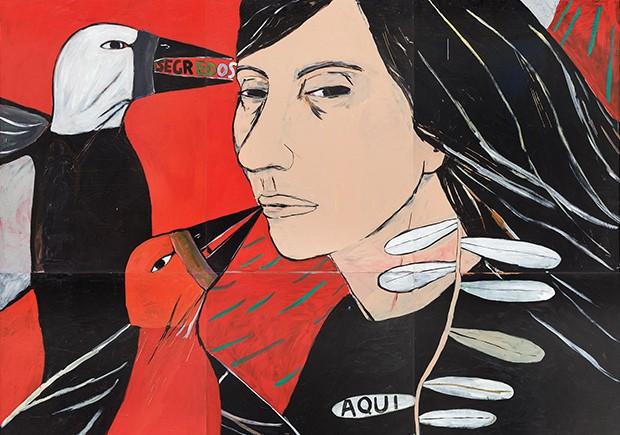 Mercado da Arte por elas: Obra de Vania Mignoni na Bienal de São Paulo (Foto: divulgação)