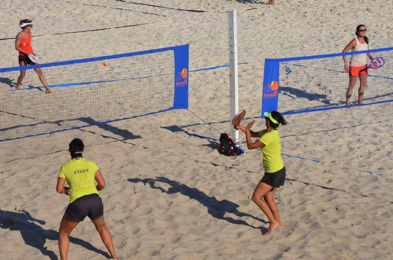 Torneio será em Copacabana