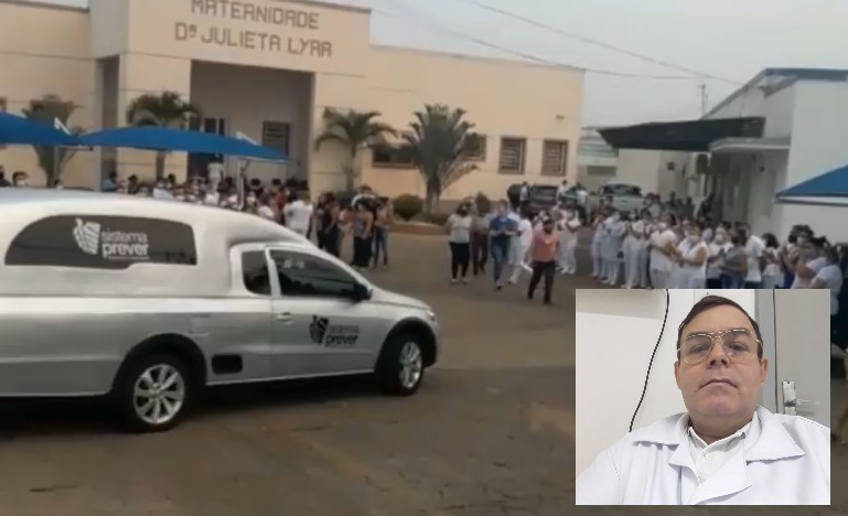 Técnico de enfermagem que trabalhou 35 anos em hospital morre de Covid: 'Lutou para salvar vidas'