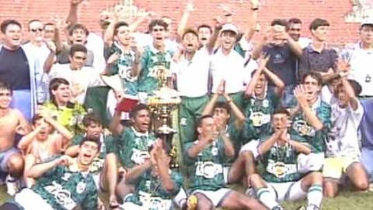 Lembra dele? Goleiro pegou três pênaltis do São Paulo, ofuscou Ceni e fez Guarani ganhar Copinha