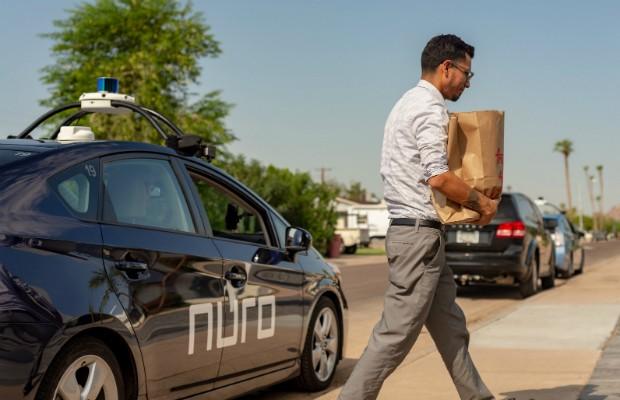 Empresas lançam serviço de entregas com veículos autônomos nos EUA (Foto: Divulgação)