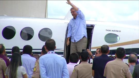 TSE nega recurso e mantém cassação do governador do Tocantins