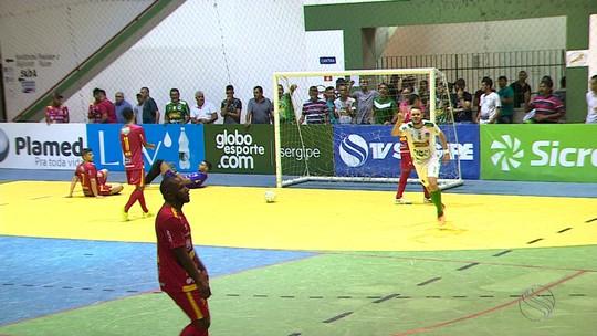 Lagarto e Colônia 13 voltam a se enfrentar na luta por vaga na final da Copa TV Sergipe