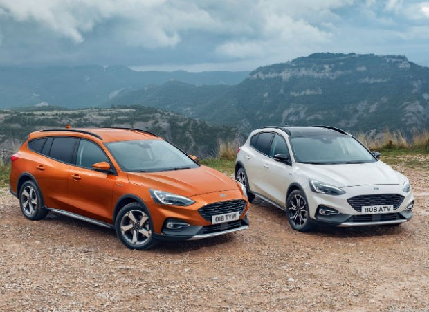 Ford Focus Active e Active Wagon (Foto: Divulgação)