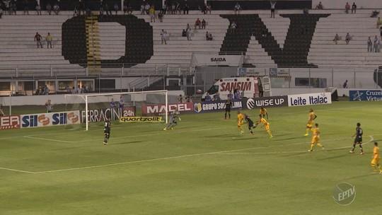 Saraiva recupera espaço com participação nos últimos quatro gols da Ponte