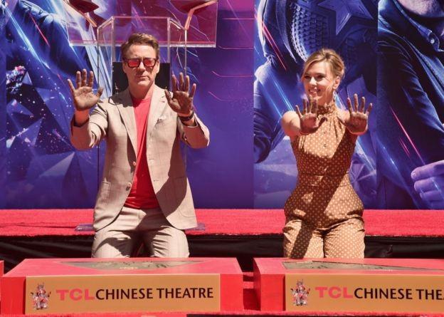 Visitar a China virou obrigação para estrelas de Hollywood (Foto: Getty Images via BBC News Brasil)