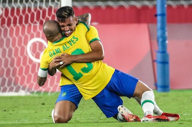 Brasil venceu a Espanha (Foto: Gaspar Nóbrega/COB)