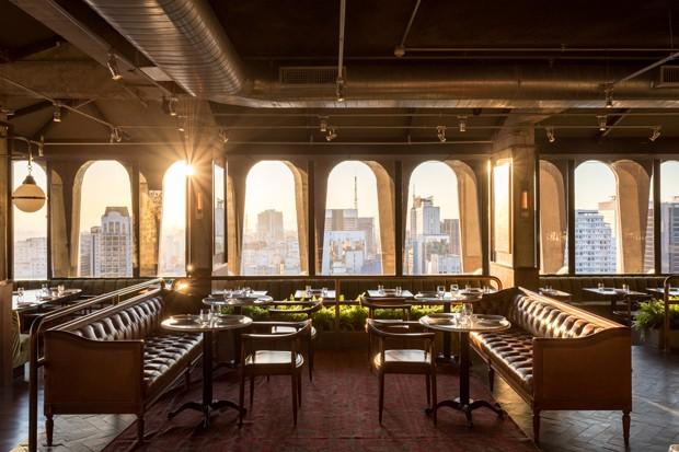 10 bares e restaurantes com vista de tirar o fôlego em São Paulo (Foto: Fran Parente )