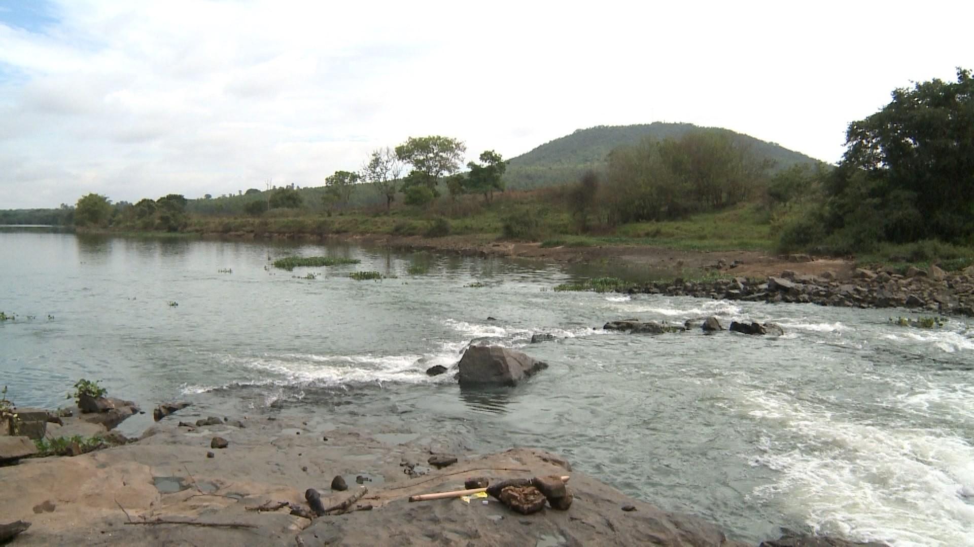'Se não chover, a portaria pode ser prorrogada', diz coordenador do Igam sobre restrição na captação de água do Rio Pará - Notícias - Plantão Diário