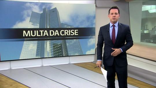 Justiça dos EUA pretende multar Deutsche Bank em 14 bilhões de dólares