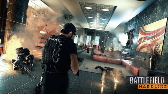 Battlefield Hardline: testamos a versão beta do novo FPS