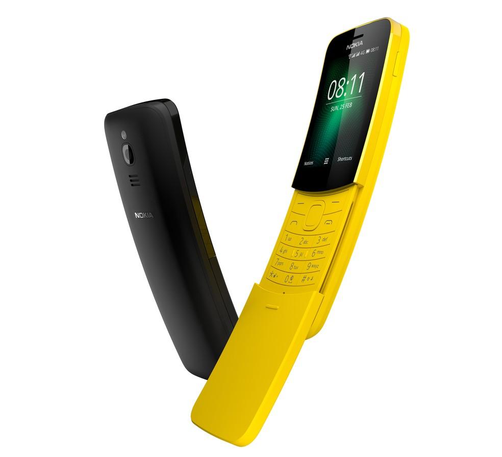Nokia 8110 (Foto: Nokia/8110)
