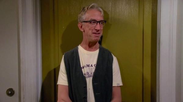 Ator e comediante Andy Dick foi acusado de agarrar bumbum de mulher nos EUA (Foto: Divulgação)
