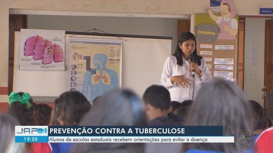 Amapá registra mais de 560 casos de tuberculose em pouco mais de dois anos
