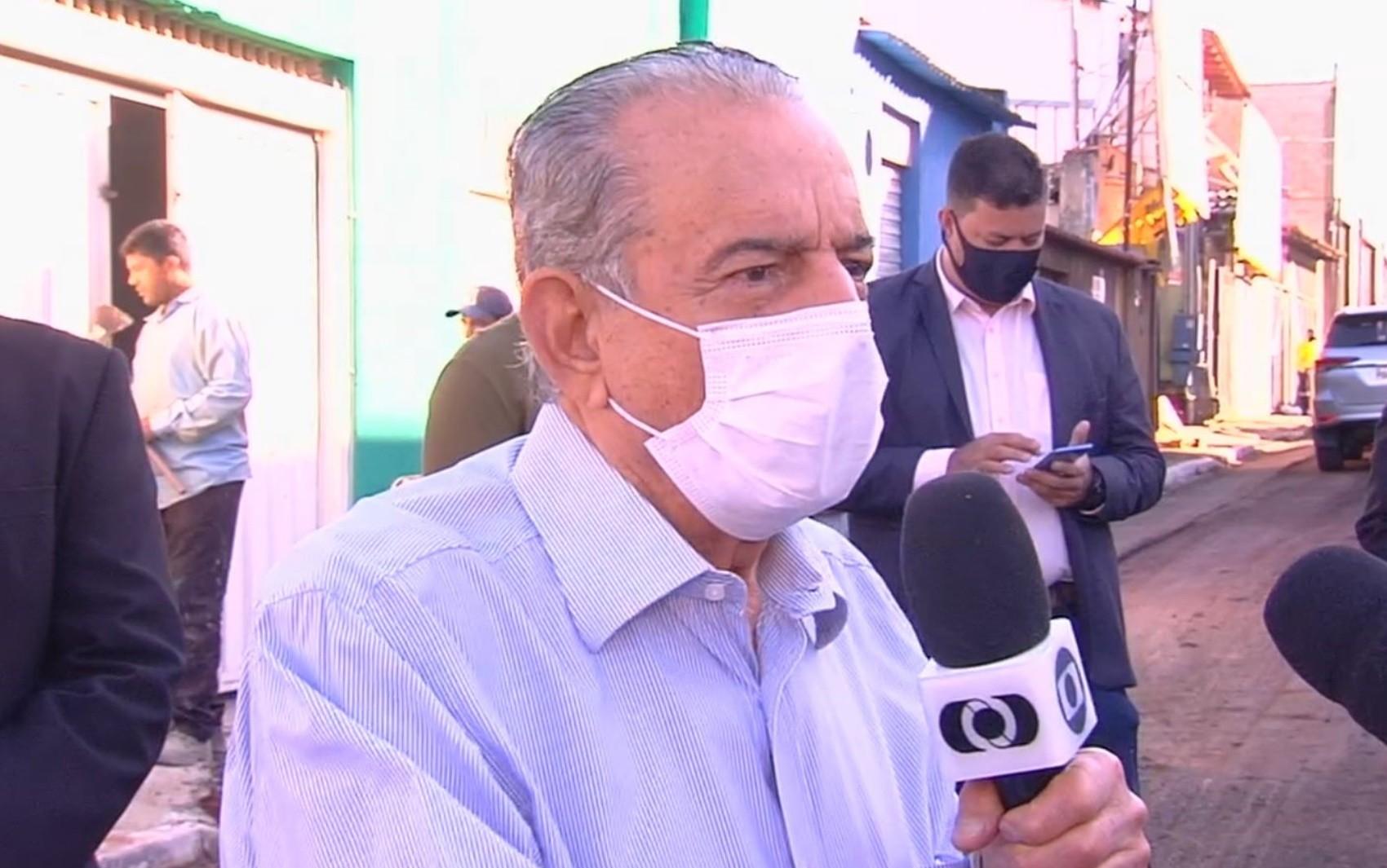 Prefeito de Goiânia diz que 'não tem condição' de dar ajuda financeira às empresas de ônibus para pôr toda frota nas ruas