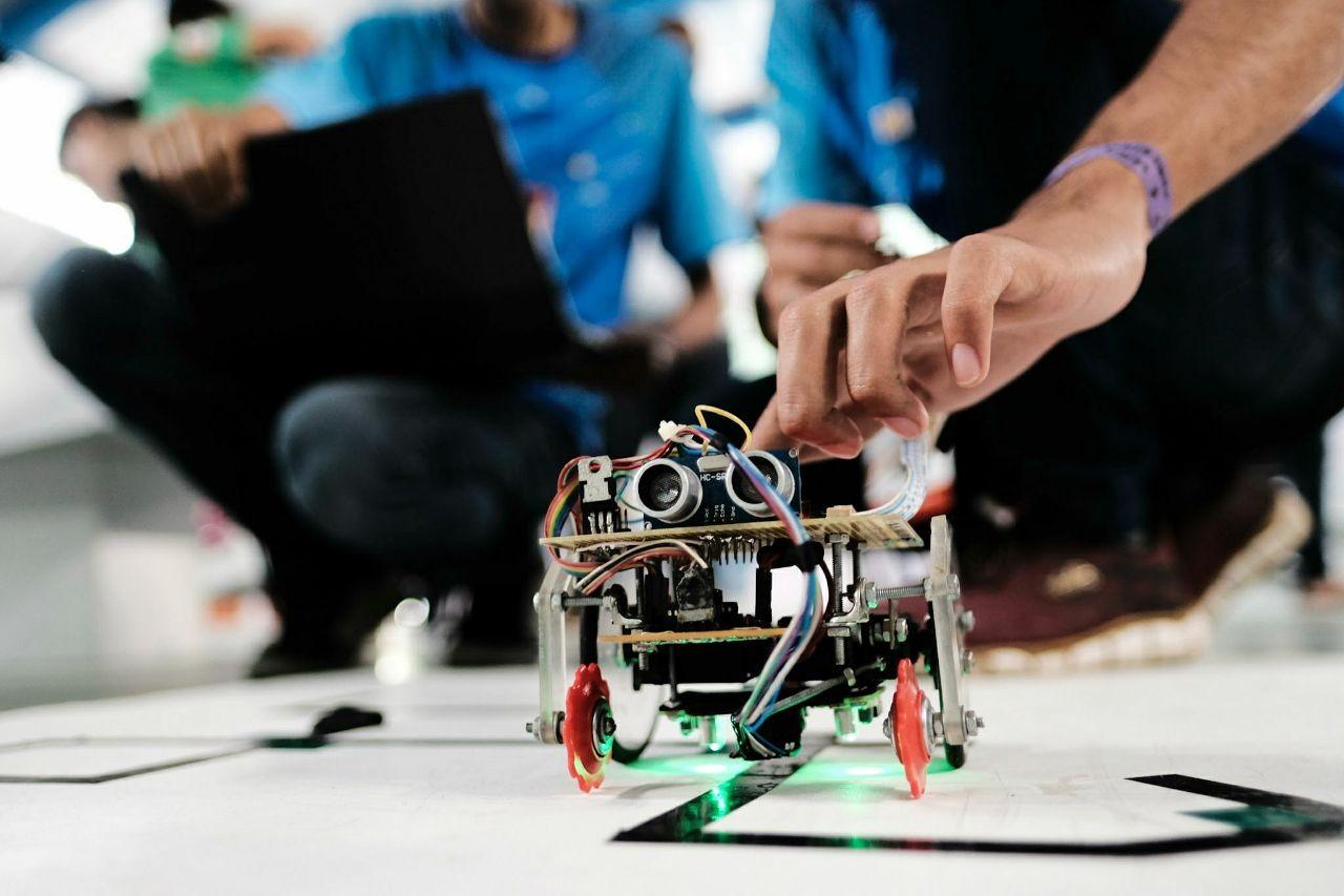 Estudantes disputam etapa da Olimpíada Brasileira de Robótica em Maceió
