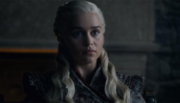 Daenerys confronta Jaime em novo trailer (Foto: Reprodução)