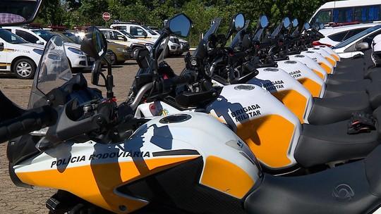 Região Metropolitana e Litoral do RS recebem cerca de 400 policiais