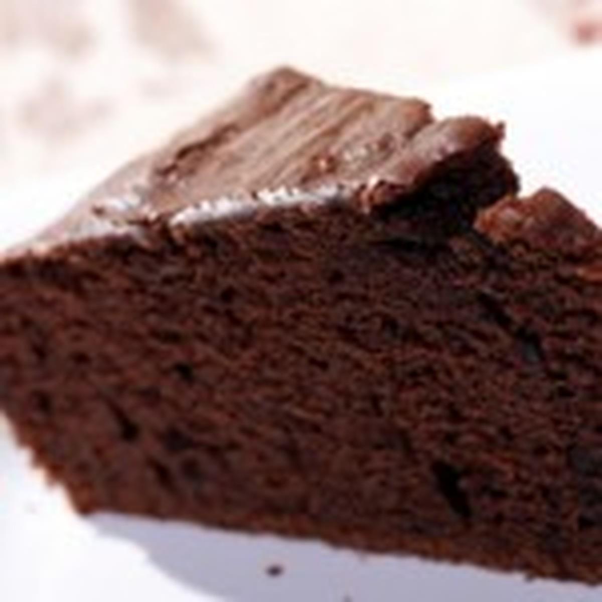 Bolo De Chocolate Super Fácil Receitas Gshow Gshow
