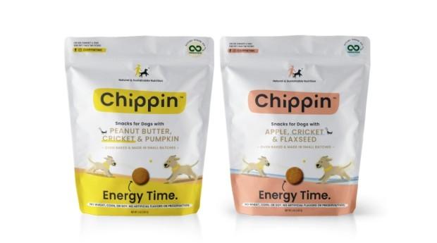 A empresa oferece dois sabores: manteiga de amendoim, grilos e abóbora; e maçã, grilos e semente de linhaça (Foto: Divulgação)