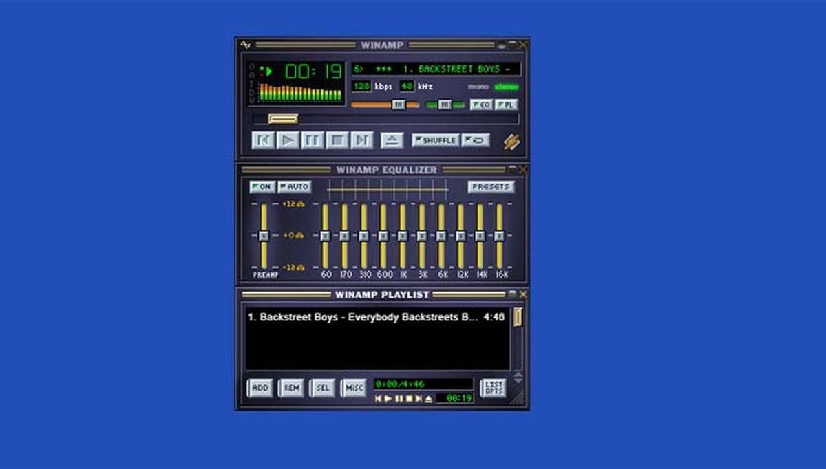 Winamp, player de música dos anos 2000, vai chegar ao Android e iPhone