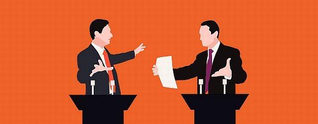 Debate (Foto: Arquivo Google)